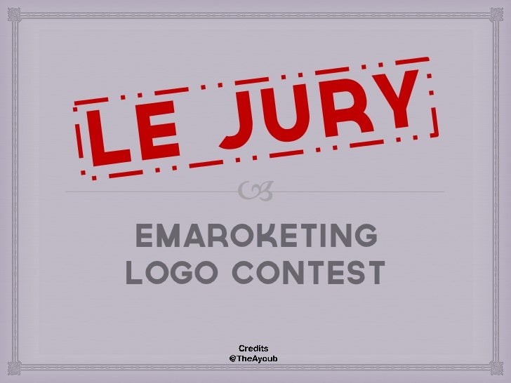 eMaroketinglogo contest