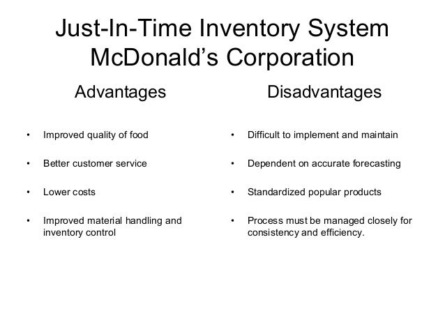 disadvantage of manual inventory control system Many offices have no inventory control system and, therefore, experience supply shortages that necessitate last-minute ordering at premium prices.