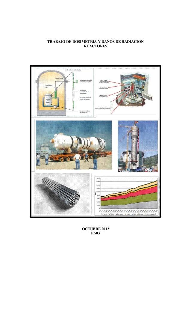 Justificación energía nuclear de potencia