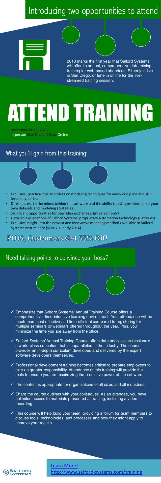 Justify Your Data Mining Training [infographic]
