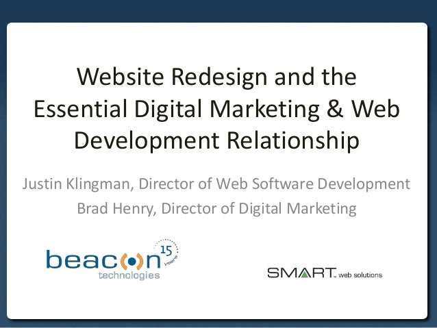 The Digital Marketing-Web Development Relationship