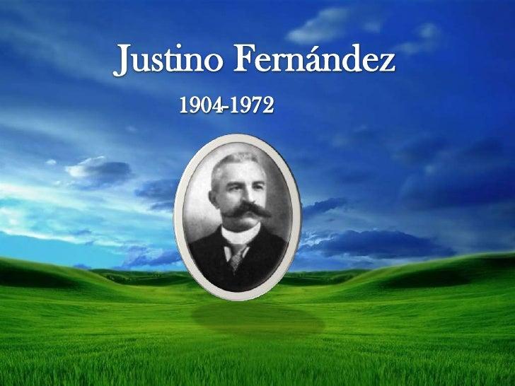 Justino Fernández<br />1904-1972<br />