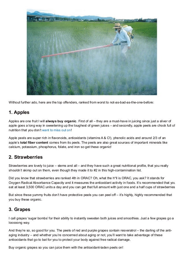 How to Buy Organic Insecticides