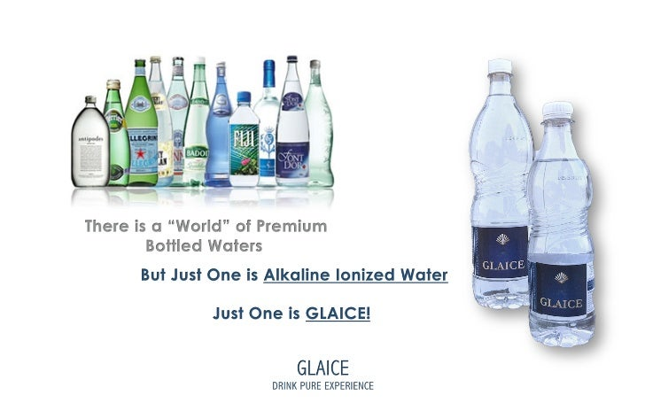Just one is GLAICE