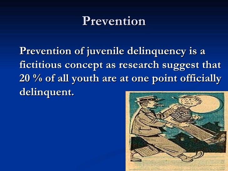 Essay On Juvenile Delinquency