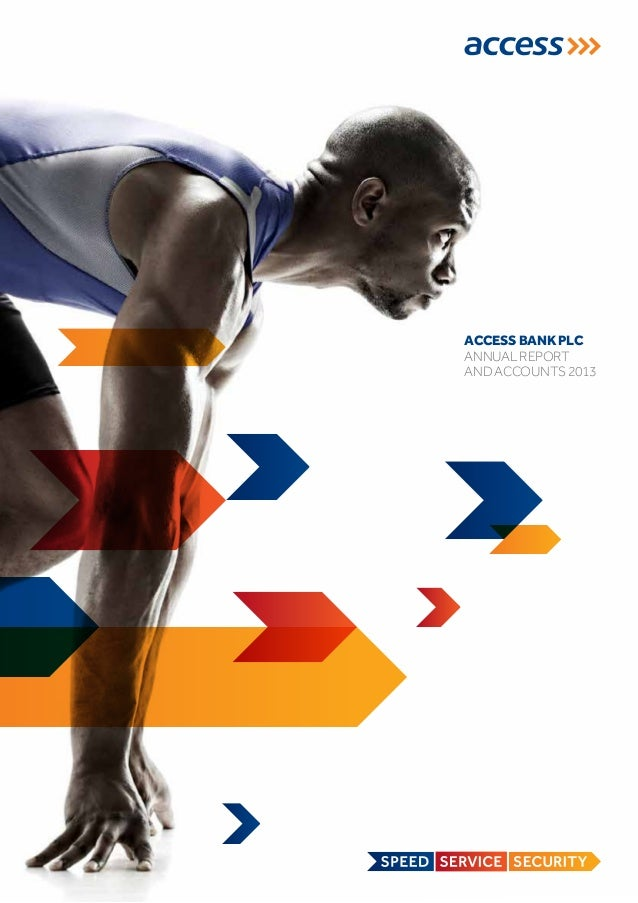 Access bank annual report 2013