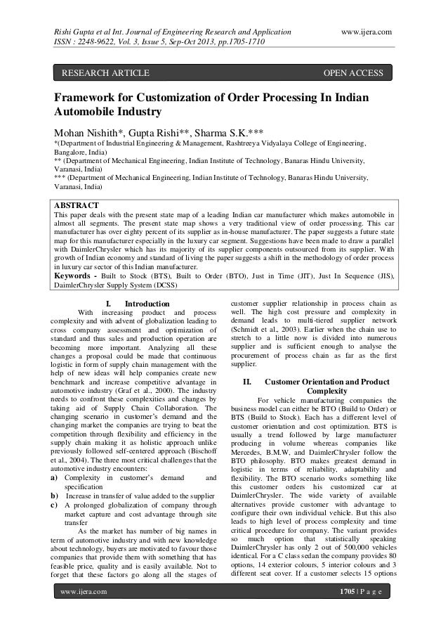 Rishi Gupta et al Int. Journal of Engineering Research and Application ISSN : 2248-9622, Vol. 3, Issue 5, Sep-Oct 2013, pp...