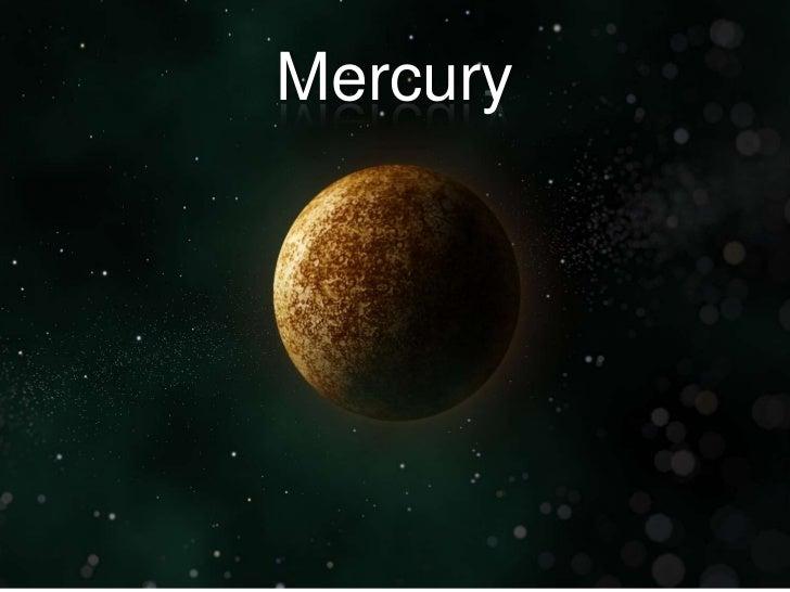 Mercury (planet) - Wikipedia