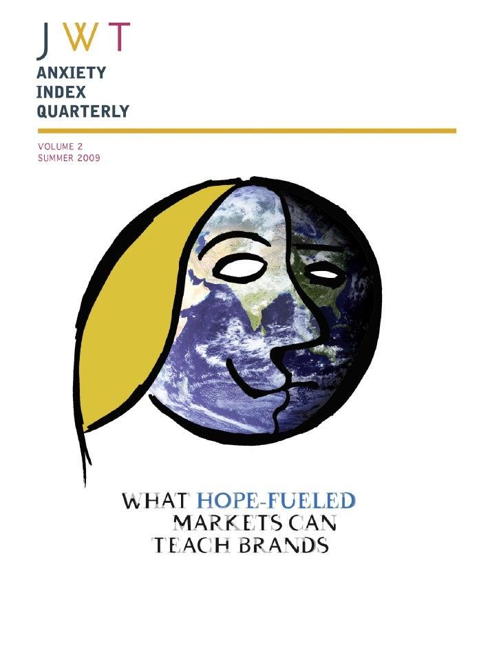 J W T  Anxiety Index Quarterly  Summer2009(1)