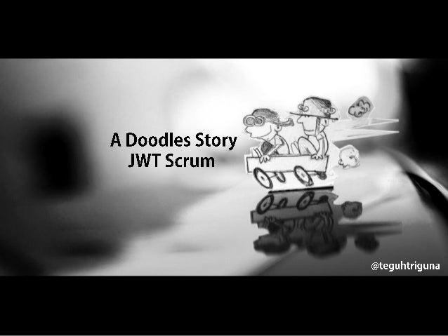 JWT SCRUM - Find Data through Doodles Story