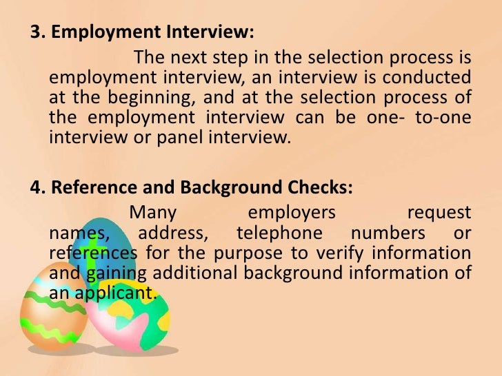 recruitment and selection process in multinational company An introduction to pre-recruitment tools  selection is a process of hiring right person at a  multinational companies have always a need of an automated.