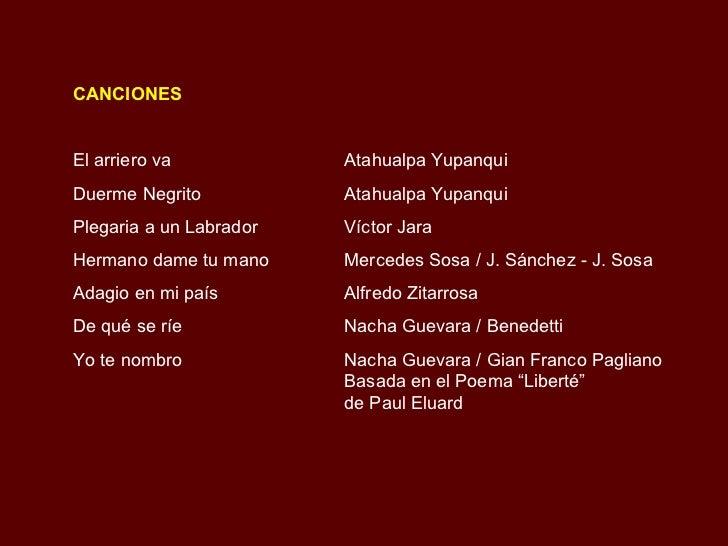 Compositores Folkloricos Latinoamericanos de los 70's