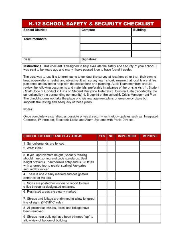 K 12 school-safety_security_checklist_mc_donald_aaci