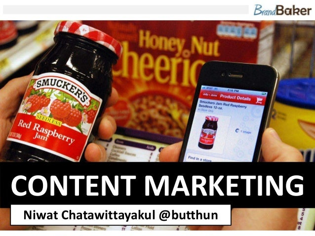 Content Marketing by niwat