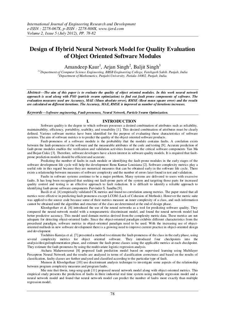 IJERD (www.ijerd.com) International Journal of Engineering Research and Development
