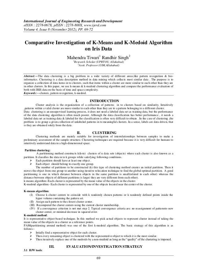 International Journal of Engineering Research and DevelopmenteISSN : 2278-067X, pISSN : 2278-800X, www.ijerd.comVolume 4, ...