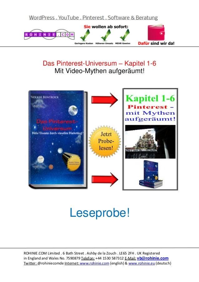 Leseprobe: Mit Mythen im Video-Marketing aufgeräumt