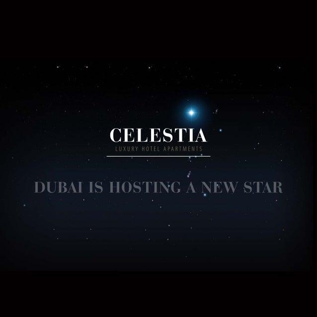 Invest in DUBAI , Celestia