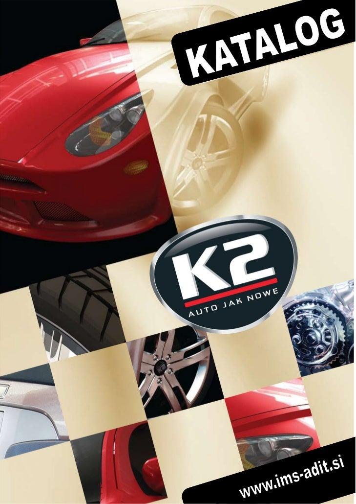 K2 KATALOG