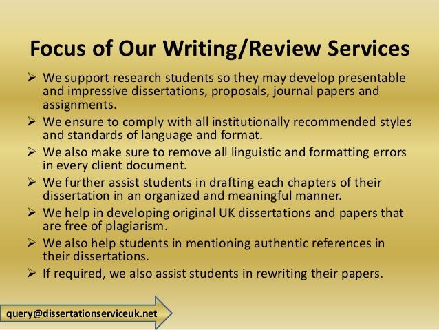organizing dissertation references