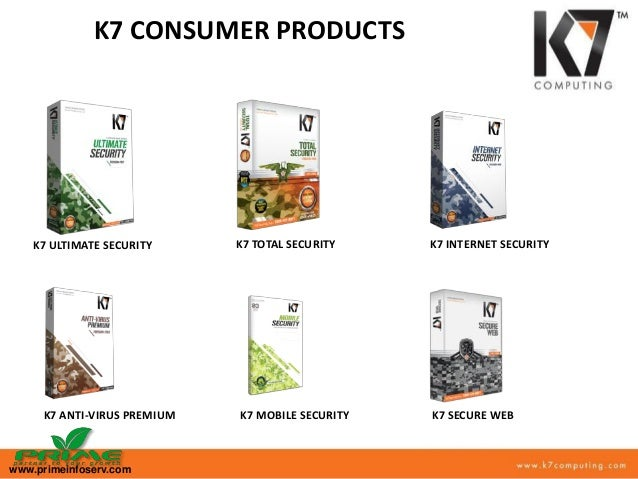 End Point Security K7