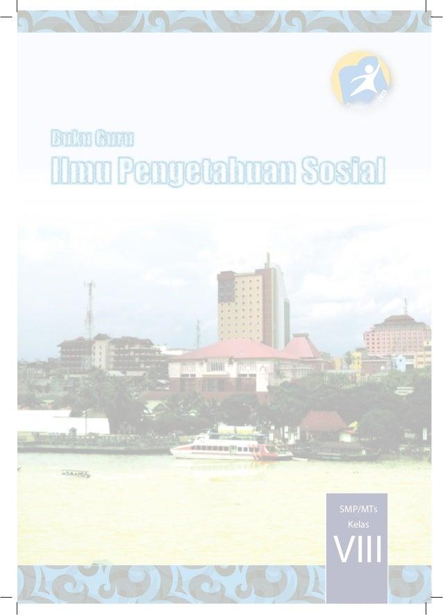 Buku Guru Ips Kelas Viii Smp Kurikulum 2013