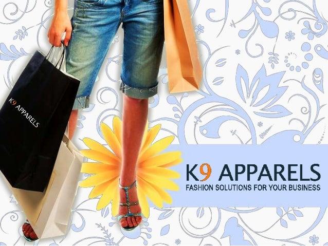 K9 apparels