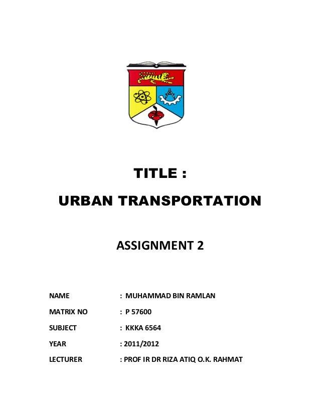 KA6564 Assignment 2