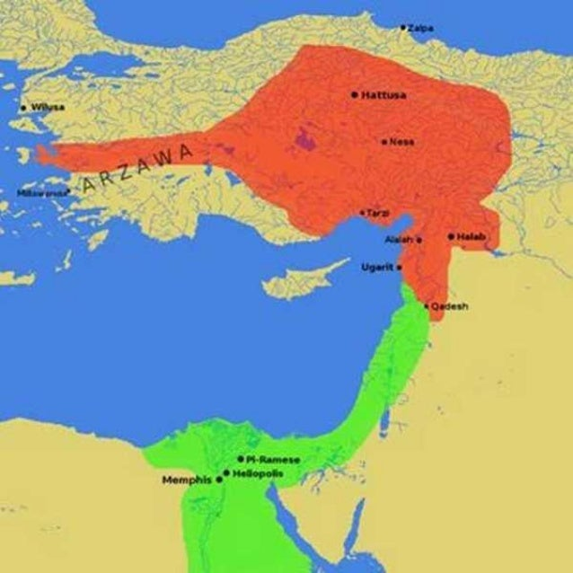 Battle of Kadish...Ramsis the great