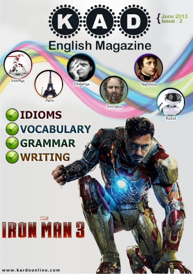 Kad English Magazine Issue 2