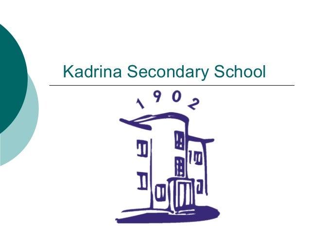 Kadrina Secondary School