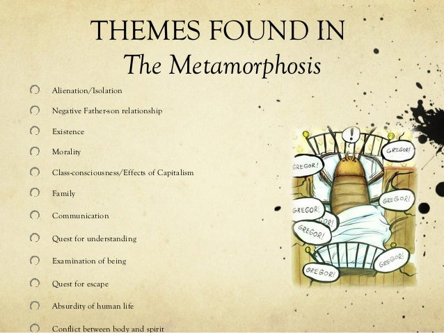 The metamorphosis analysis essay
