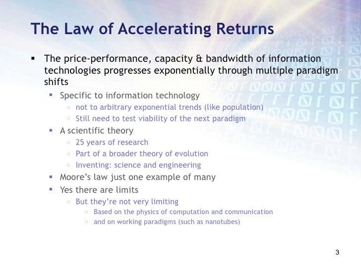 Singularity presentation Ray Kurzweil at Google