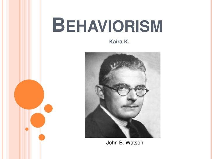 Essay questions on behaviorism
