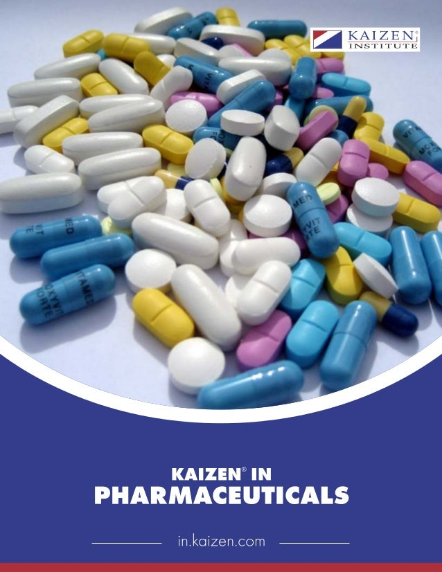 Kaizen in Pharma