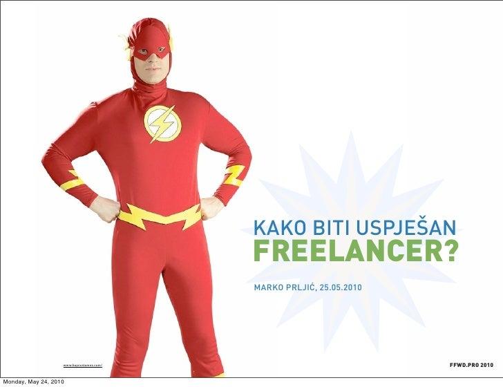 Kako biti uspjesan freelancer