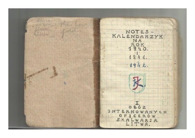 Dziennik Jerzego Krajewskiego / Jerzy Krajewski's Journal - ArmiaAndersa.pl