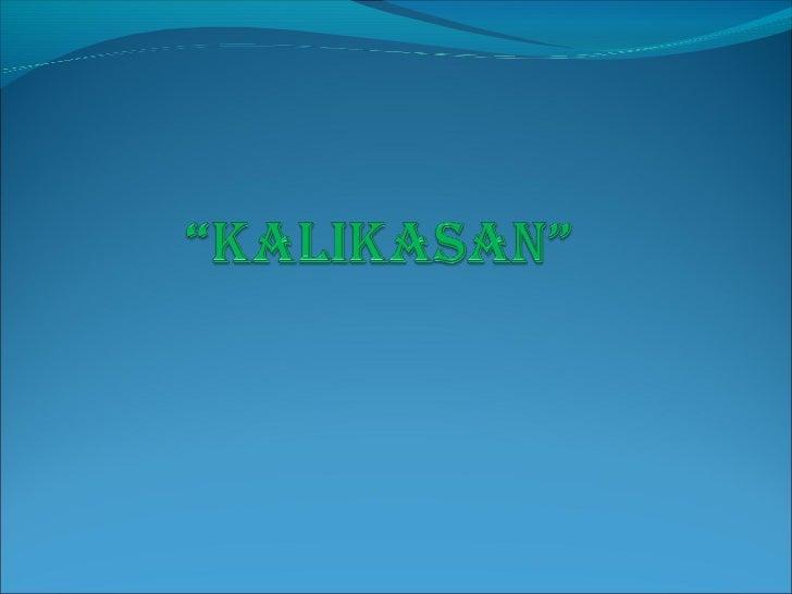 Kalikasan