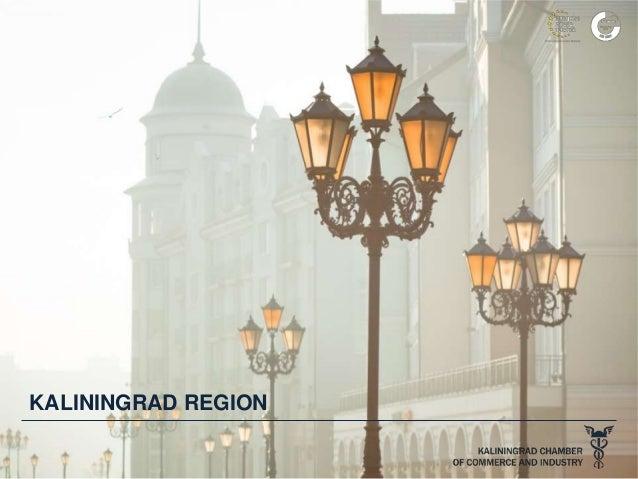 Kaliningrad region, Investment potential