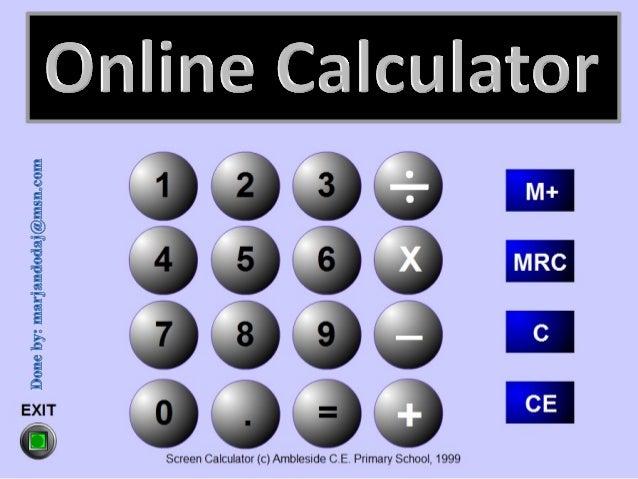 Kalkulator-i