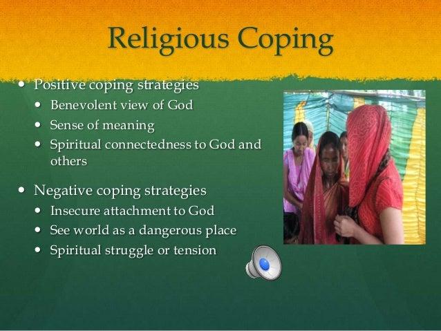Coping response dissertation