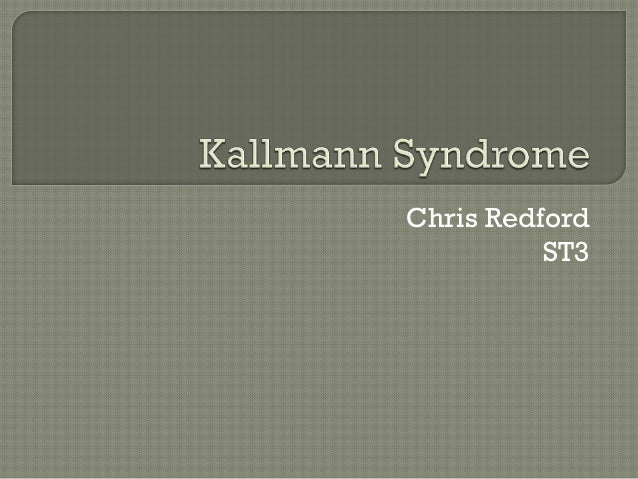 Chris Redford ST3