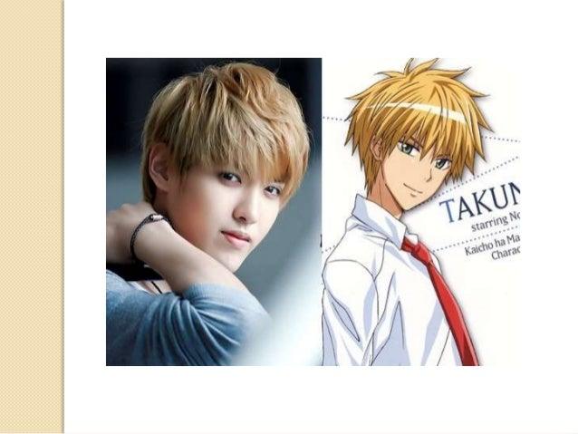 Anime Characters Look Alike : Ka look a like anime characters in real