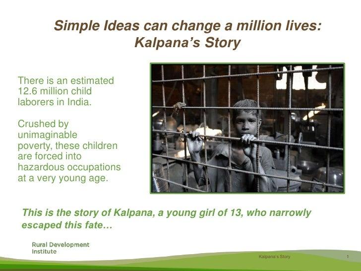 Kalpana's Story