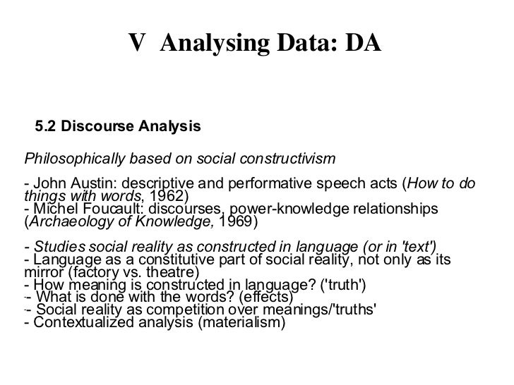 term paper discourse analysis Discourse markers in english fatemeh zarei  the analysis of discourse markers is part of the more general  the term dm used in this paper.