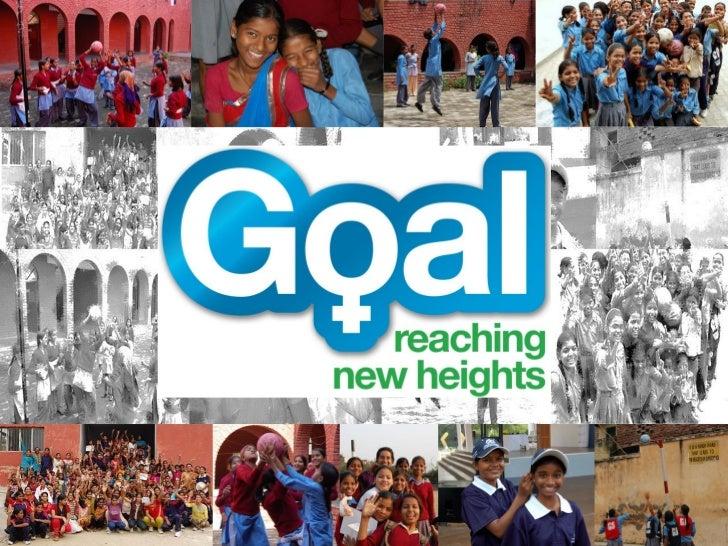 Skill Development +       Netball          = Empowerment of        Girls!