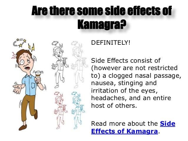 Kamagra Plus Side Efects