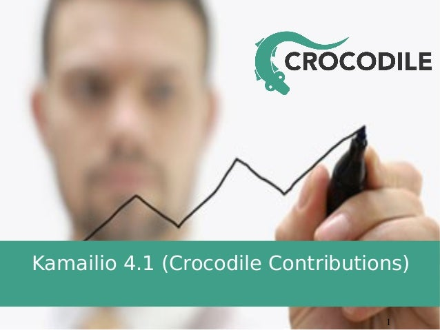 VUC 15-Nov-2013 - Kamailio 4.1 (Crocodile Contributions)