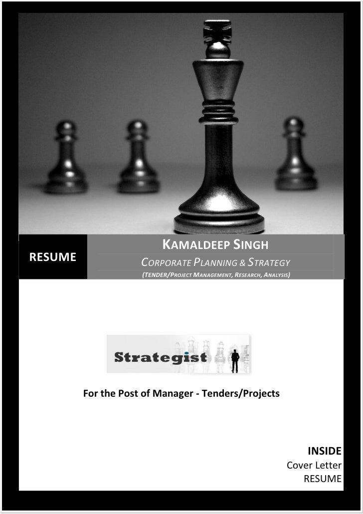Kamaldeep Singh (Manager Tenders & Project)