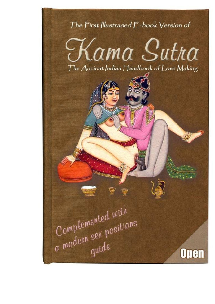 Kama Sutra   The Ancient Indian Handbook Of Love Making